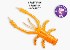 Силикон CRAZY FISH CRAYFISH 26-45-18-6