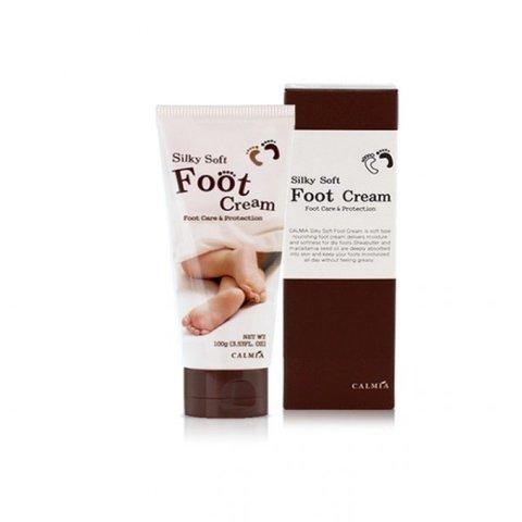 Calmia, Питательный крем для ног Silky Soft Foot Cream
