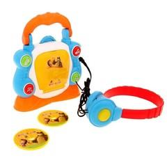 Играем вместе Музыкальная игрушка CD-плеер