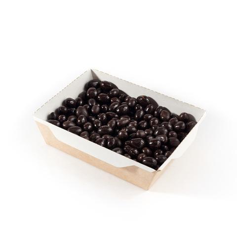 Арахис в темной шоколадной глазури