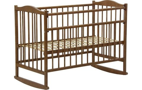 Кровать детская Фея 204 табачный дуб