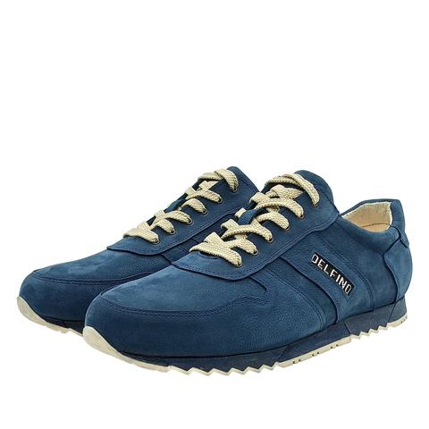 701396 полуботинки мужские синие. КупиРазмер — обувь больших размеров марки Делфино