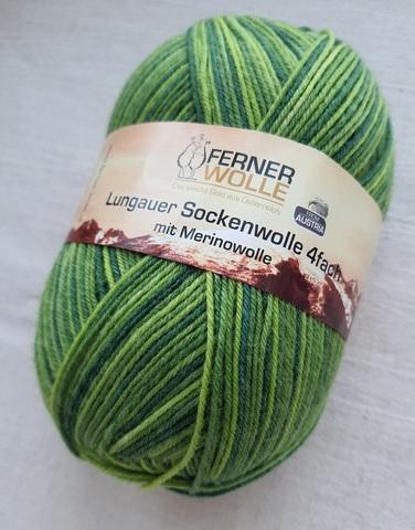Ferner Wolle Lungauer 4-fach 443 купить