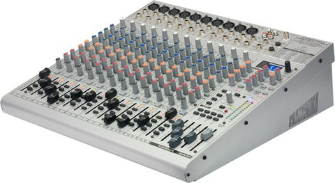 Аналоговые Behringer UB2442FX-Pro