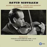 David Oistrakh / Prokofiev: Violin Concertos Nos. 1 & 2 (LP)