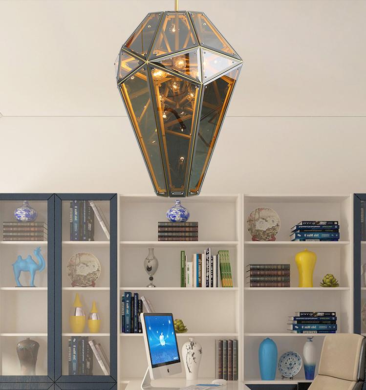 Потолочный светильник копия Empire by Lindsey Adelman (белый)