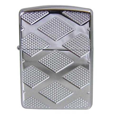 Зажигалка Zippo 28637 Armor Carved Diamond