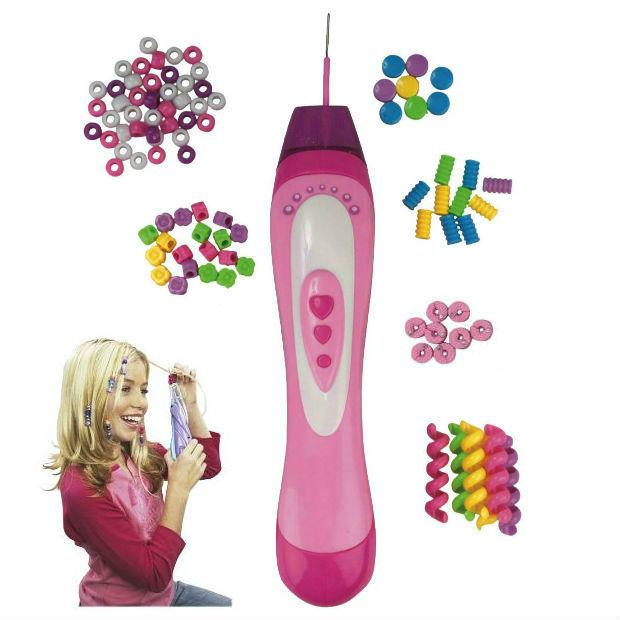 """Интересно детям Парикмахерский набор для девочек """"Fashion Hair Beader"""" 3c38ee19094fd2fdaa3f6f4c120f332c.jpg"""