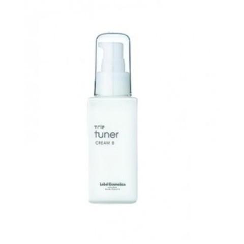 Lebel Trie Tuner: Разглаживающий крем для укладки волос без фиксации (Cream 0), 95мл