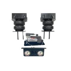 Ford Transit передний привод, пневмоподвеска задней оси + система управления 2 контура (без ресивера)