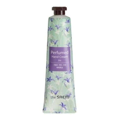 THE SAEM Hand P Крем для рук парфюмированый Perfumed Hand Cream -Iris- 30мл