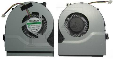 Вентилятор (кулер) для ноутбука ASUS K56, K56CA, K56CB, K56CM, K46, K46CM, K46SL