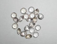 Морганит 3.5-4 мм круг