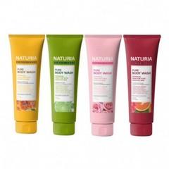 NATURIA Pure Body Wash Гель для душа на основе натуральных экстрактов(100мл)