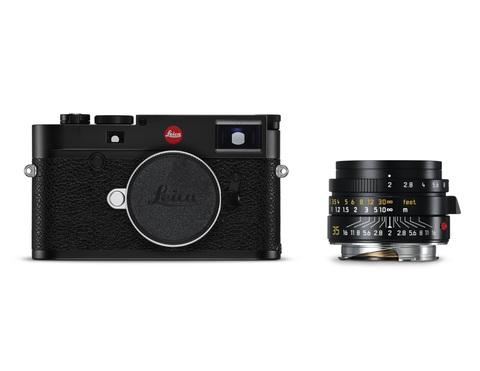 Leica M10 kit Summicron-M 35mm f/2.0 ASPH Black