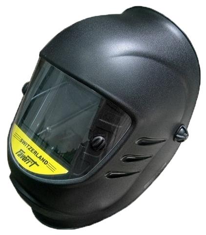 Защитный лицевой щиток сварщика с креплением на каске РОСОМЗ КН SUPER PREMIER FavoriT 13