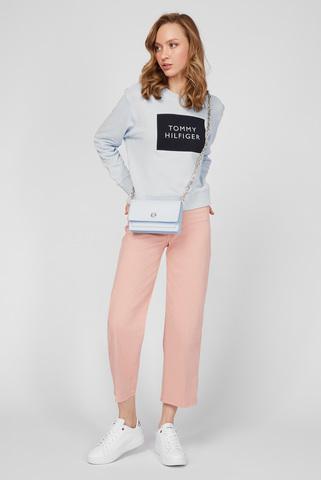 Женские розовые джинсы Tommy Hilfiger