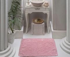 Коврик для ванной 50x80 Sofi De MarkO Harci пепельная роза