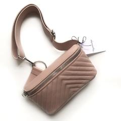 Belt Bag (Rowder) / Поясная сумка (Пудра)