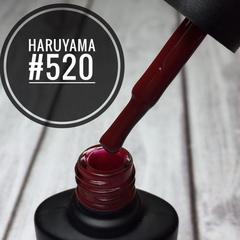 Haruyama, Гель-лак №520, 8 мл