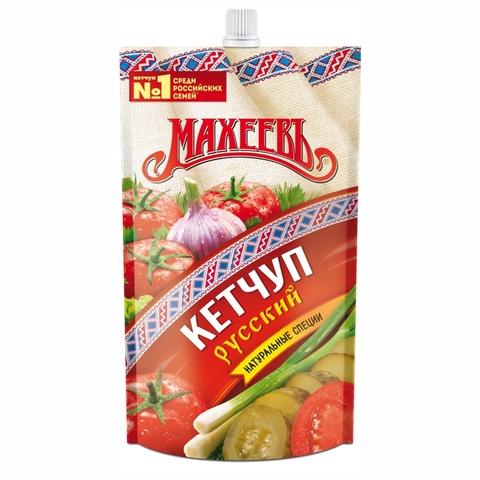 Кетчуп МАХЕЕВЪ Русский 300 г пл РОССИЯ