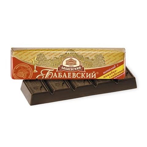 Батончик Бабаевский с помадно-сливочной начинкой, 50 гр.