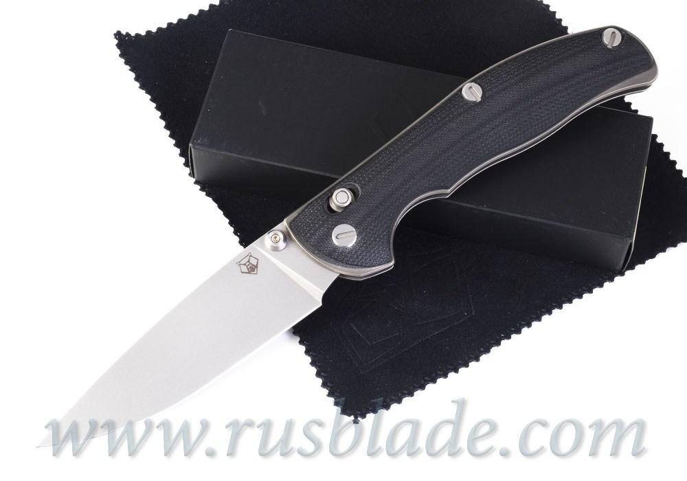 Shirogorov Tabargan 100NS S35VN G10 black