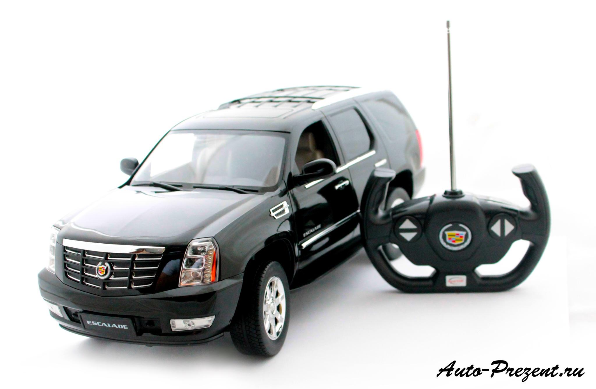 Машинка радиоуправляемая Cadillac Escalade