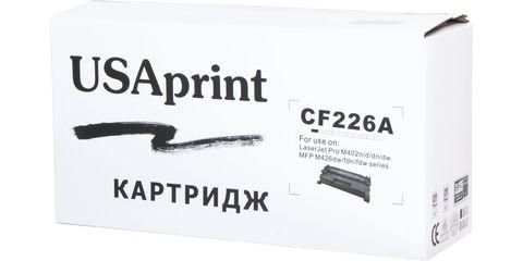 Картридж лазерный USAprint 26A CF226A/(Cartridge 052) черный (black), до 3100 стр. - купить в компании MAKtorg
