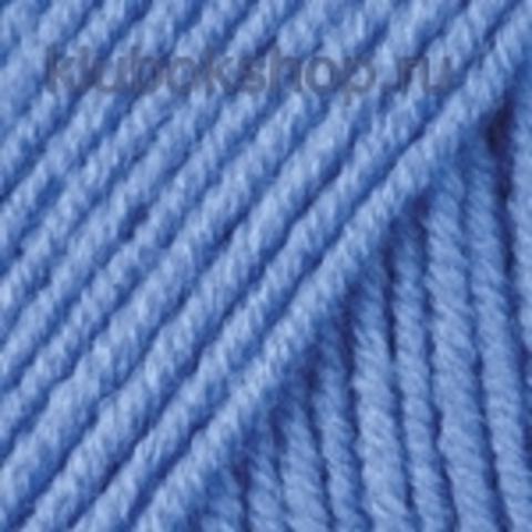 YarnArt Merino De Luxe (50) 600 голубой