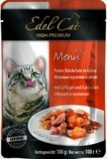 Edel Cat Пауч для кошек Edel Cat нежные кусочки в желе, птица, кролик _file51ee1bafd9ad3_x150.jpg