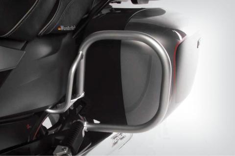 Защитные дуги для кофров  BMW R1200RT серебро