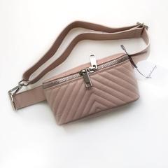 Belt Bag (Powder) / Поясная сумка (Пудра)