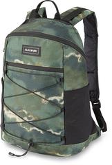 Рюкзак Dakine Wndr Pack 18L Olive Ashcroft Camo