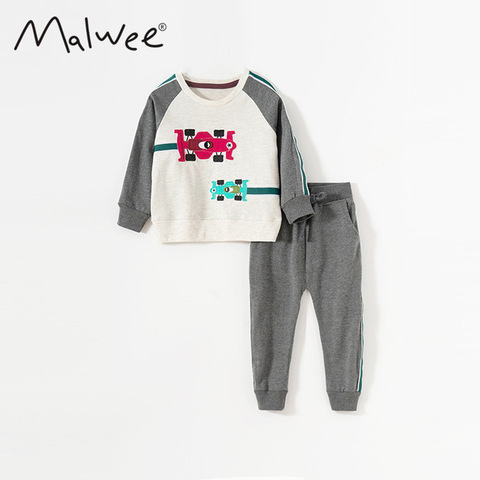 Костюм для мальчика Malwee Гонщики
