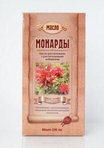 Масло Монарды, 250 мл. (Гален)