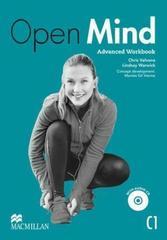Open Mind Advanced WBk (-key)+CD