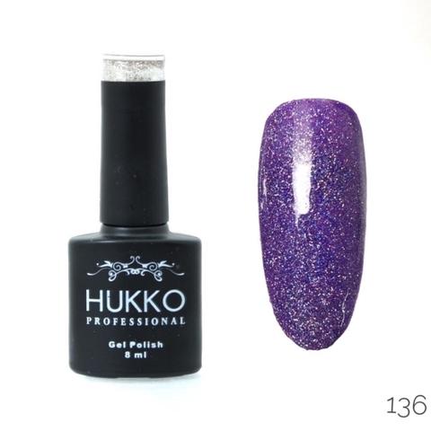 Гель Лак  Hukko Professional 136
