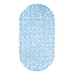 Коврик против скольжения в ванне, Галька, 3 цвета, 36*69 см