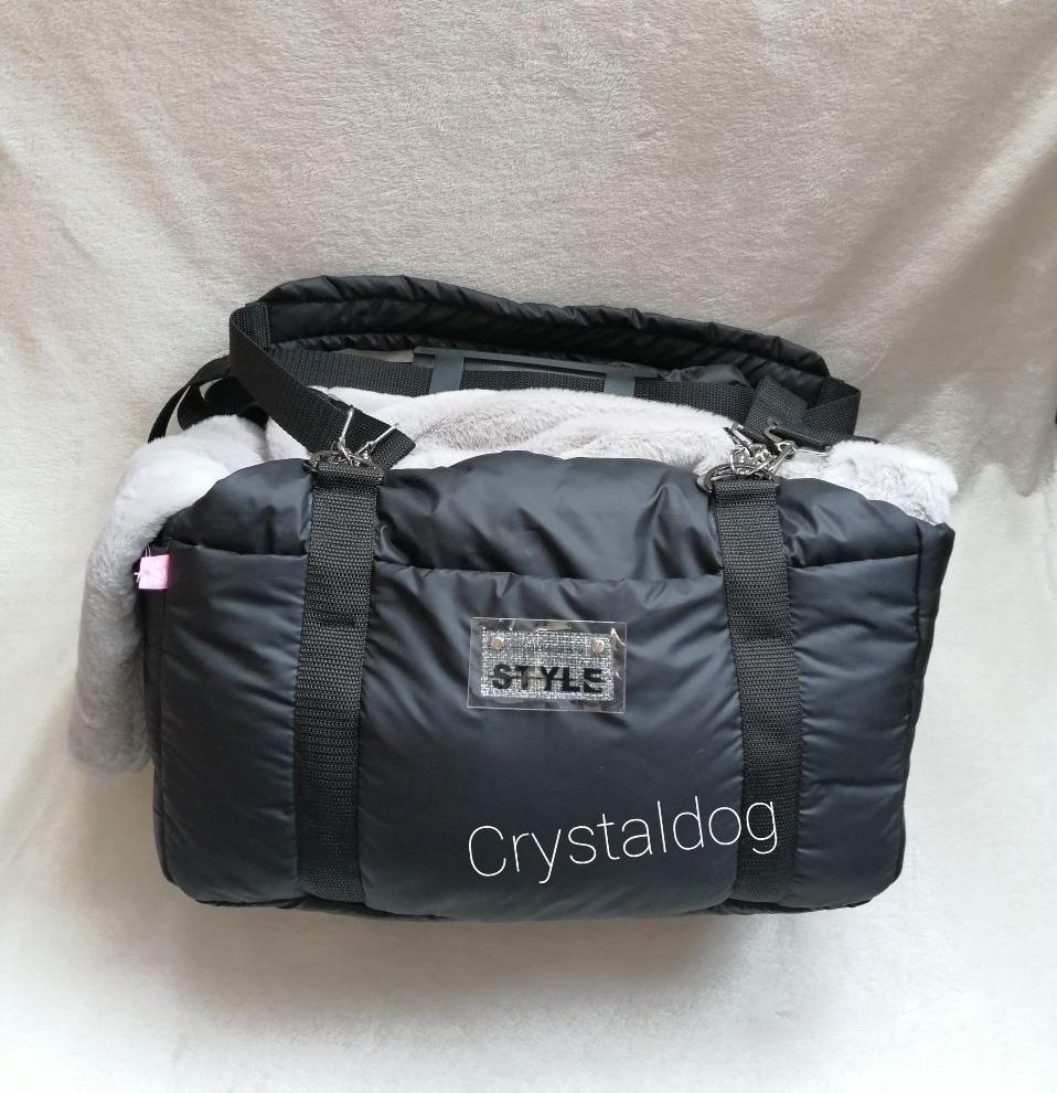 купить зимнюю сумку для йорка