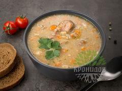 Туристическая еда Кронидов (Суп гороховый) - 2