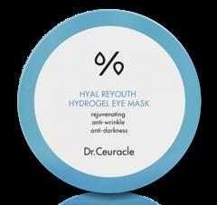 Увлажняющие гель-патчи, 30 пар. Dr Ceuracle Hyal Reyouth Hydrogel Eye Mask