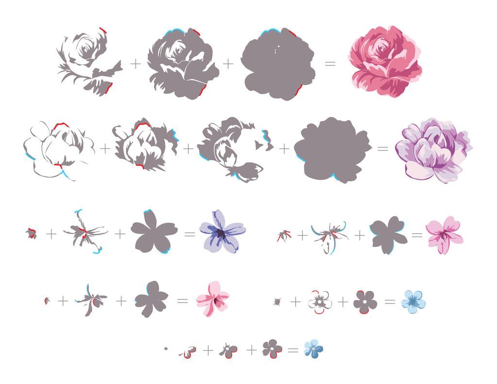 Vintage Flowers +с НОЖАМИ