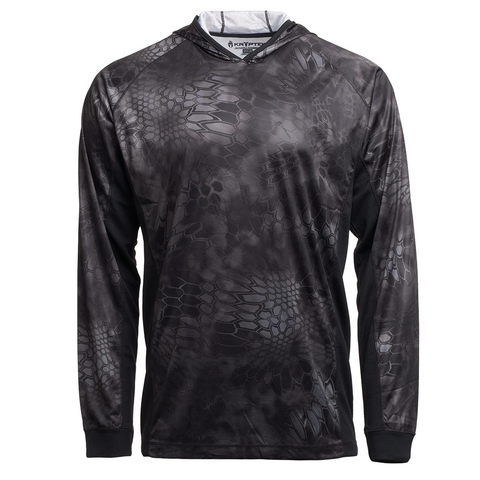 Толстовка с капюшоном KRYPTEK Zephyr hoodie Typhon/Black