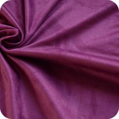 Искусственная замша, двухсторонняя, цвет: фуксия