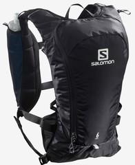 Рюкзак для бега Salomon Agile 6 Set Black