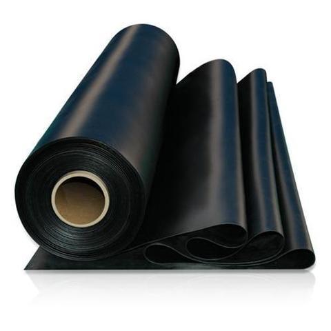 Пленка п/э мт 1500х2мм х100 черная двухслойная