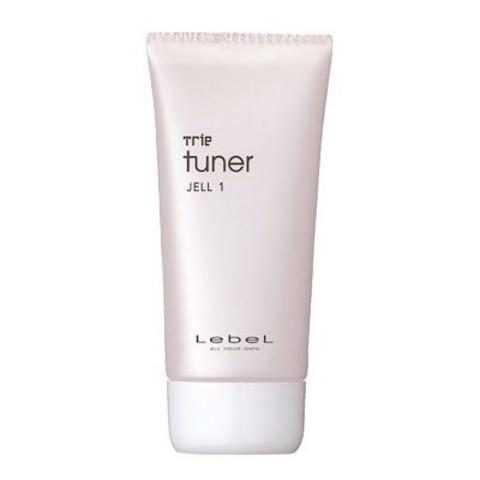 Lebel Trie Tuner: Ламинирующий гель для укладки волос (Jell 1), 65мл