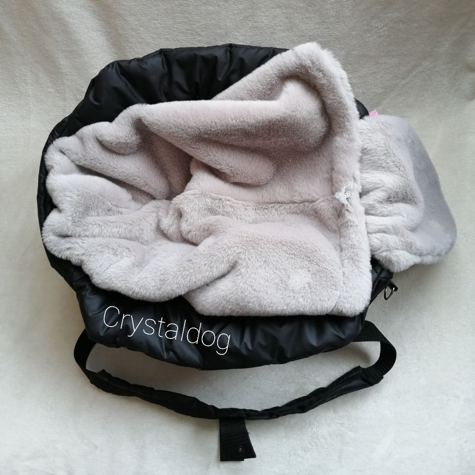 купить зимнюю сумку для маленькой собаки