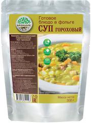 Туристическая еда Кронидов (Суп гороховый)